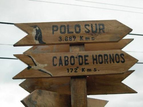 Którędy na Cape Horn?